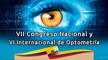 VI Congreso Internacional de Optometría Ecuador
