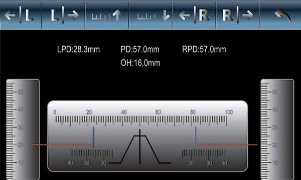 Frame VD Measurement