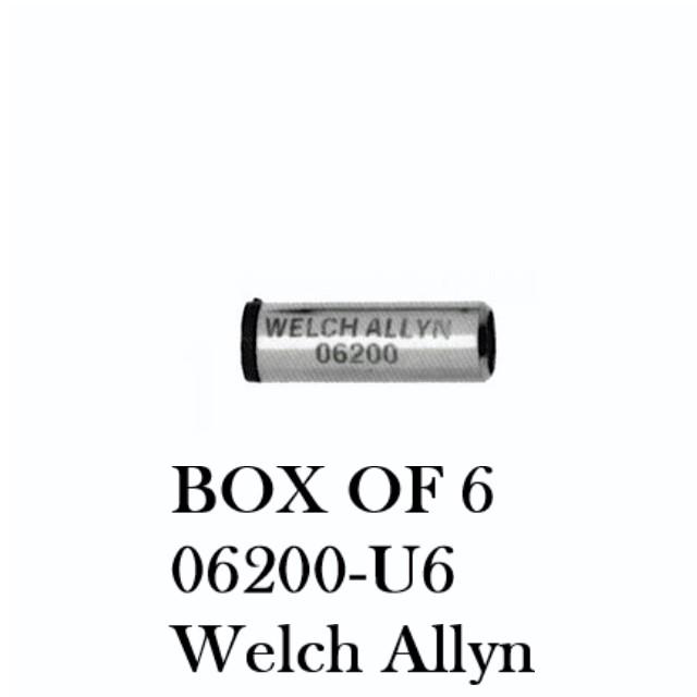 3.5V Halogen Lamp (Box of 6)