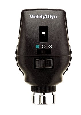 3.5V Coaxial Ophthalmoscope w/LED