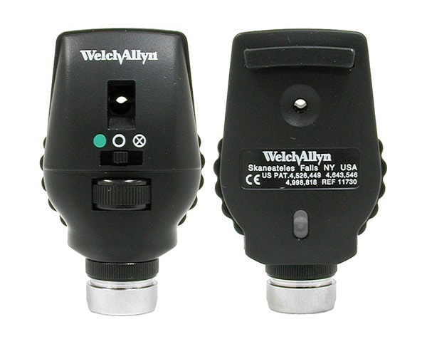 3.5V AutoStep Coaxial Ophthalmoscope