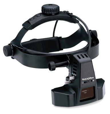 Binocular Indirect Ophthalmoscope w/ Diffuser and Yellow Filter