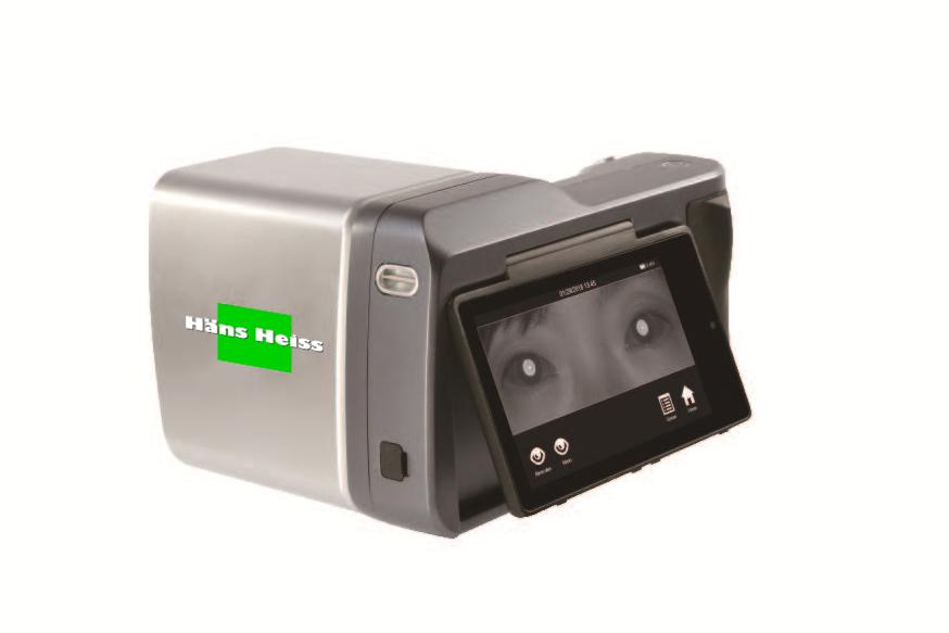 Vision Screener HVS-001