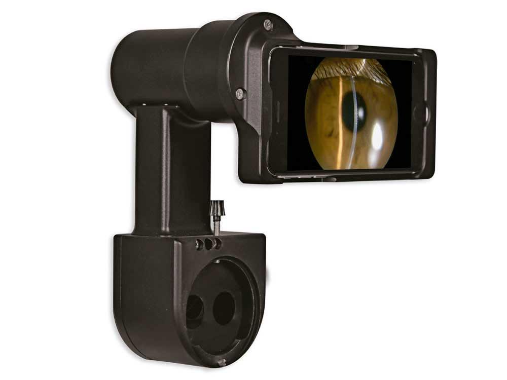 Digital Eyepiece Adapter For Slit Lamp HDA-008