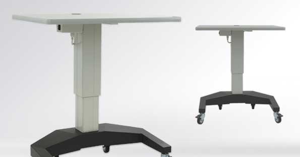 Atlas U Base Pedestal Table