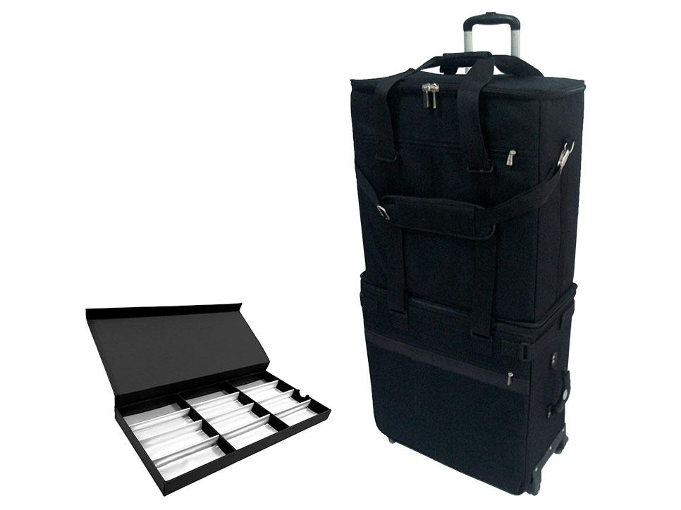 AE-2C/AU-2C High Capacity Piggyback Bags