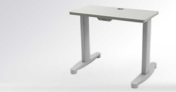 2-Up Instrument Table
