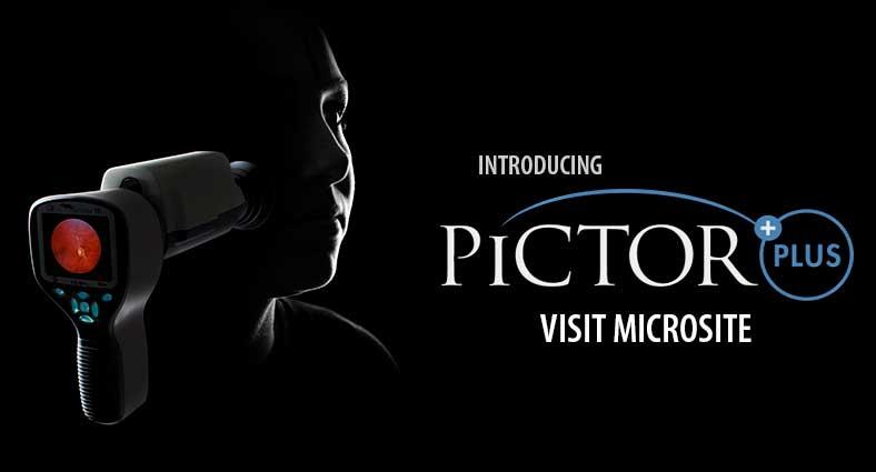Volk Pictor Plus - Digital Ophthalmic Imager