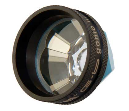 G-6 Six-Mirror Glass Gonio Lens (Large Ring)
