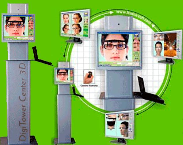 DigiTower Center 3D