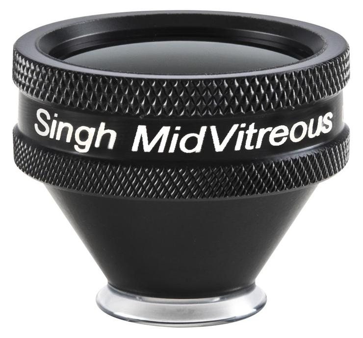 Singh Mid-Vitreous Lens