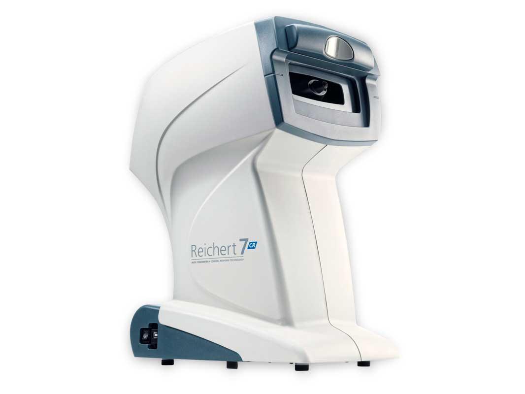 Reichert® 7CR Auto Tonometer + Corneal Response Technology®