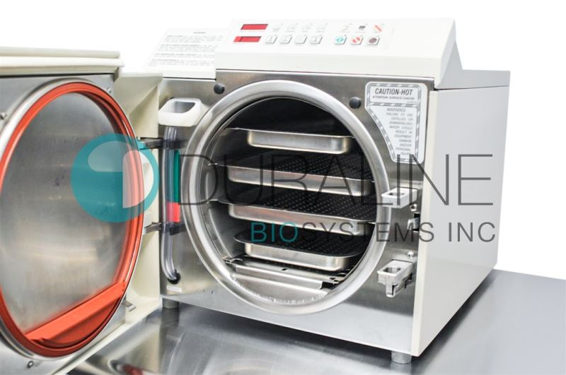 Refurbished Ritter Midmark M11D Autoclave