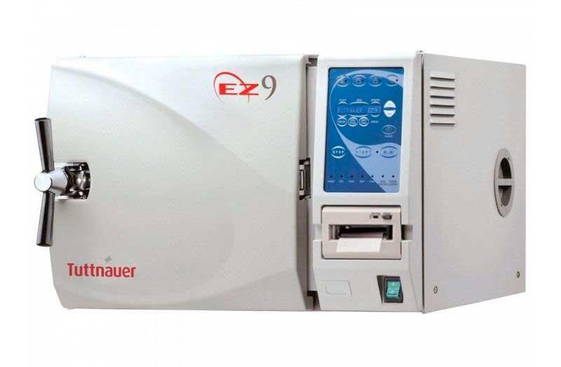 New Tuttnauer EZ9P with Printer