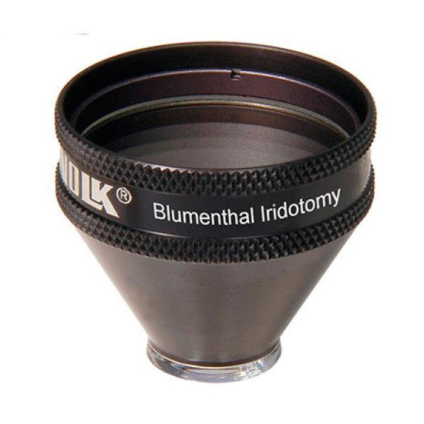Blumenthal Iridotomy Lens