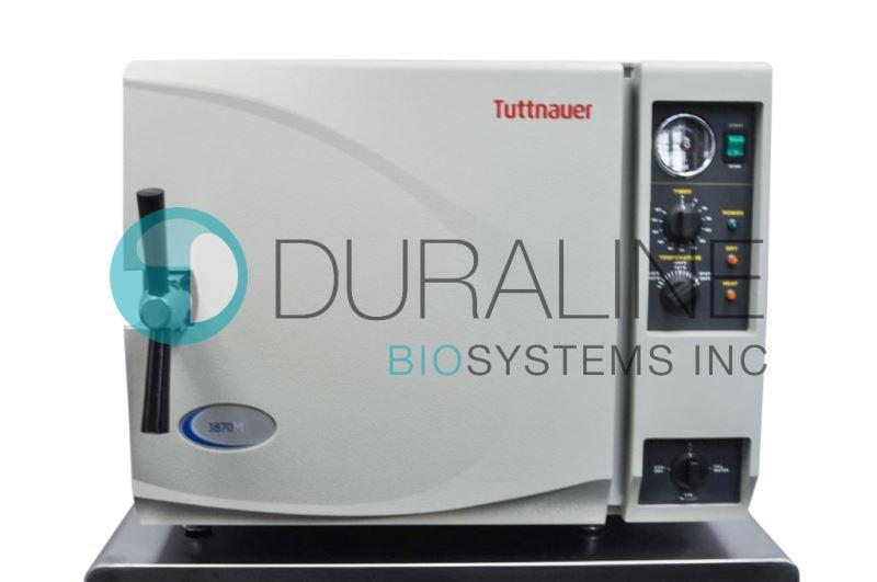 Refurbished Tuttnauer 3870M Autoclave