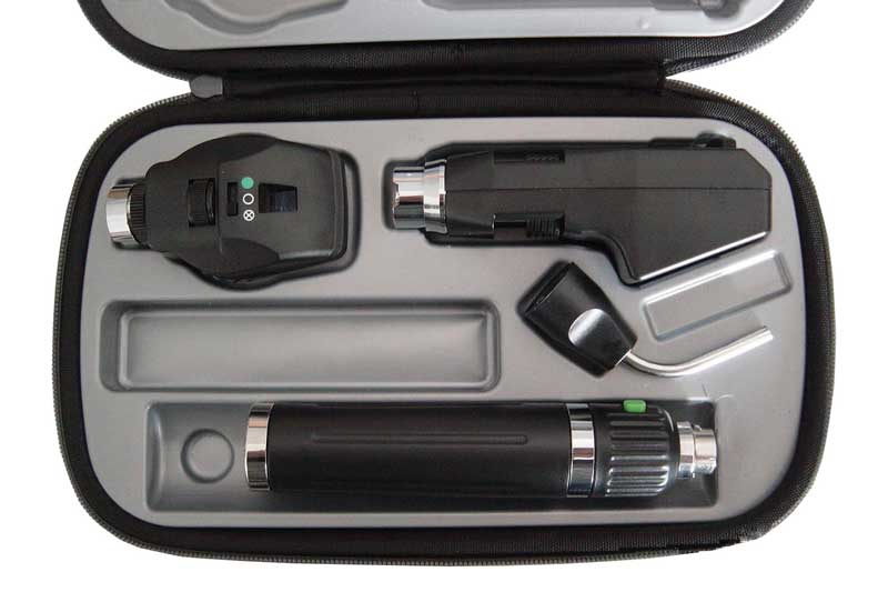 Diagnostic Set LED (L) /or HALOGEN (H) HDS-001-L / HDS-001-H