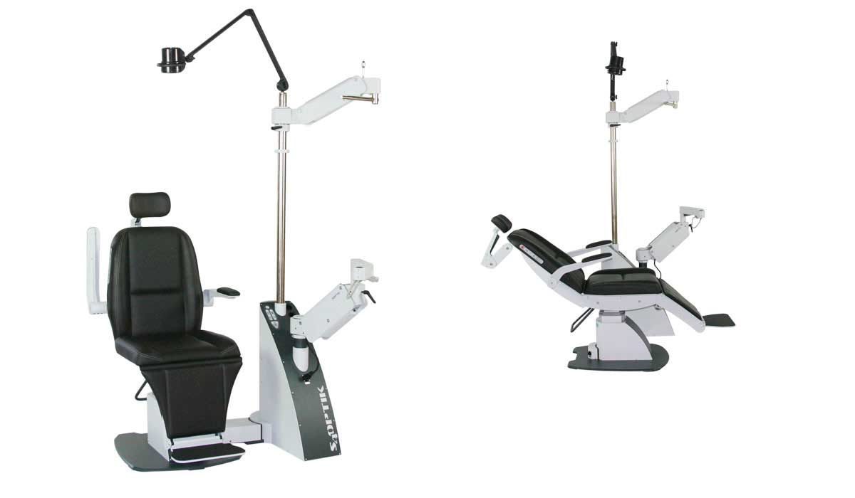 2500-CB Chair and Stand Unit