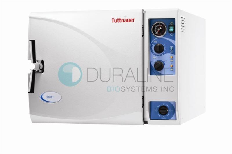 Tuttnauer 3870M Manual Autoclave