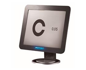 LCD CHART PLC-7100