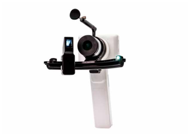 Horus DEA200 Digital Eye Anterior Lens