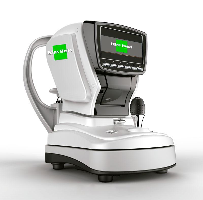 Autorefractometer with Keratometer HRK-9500