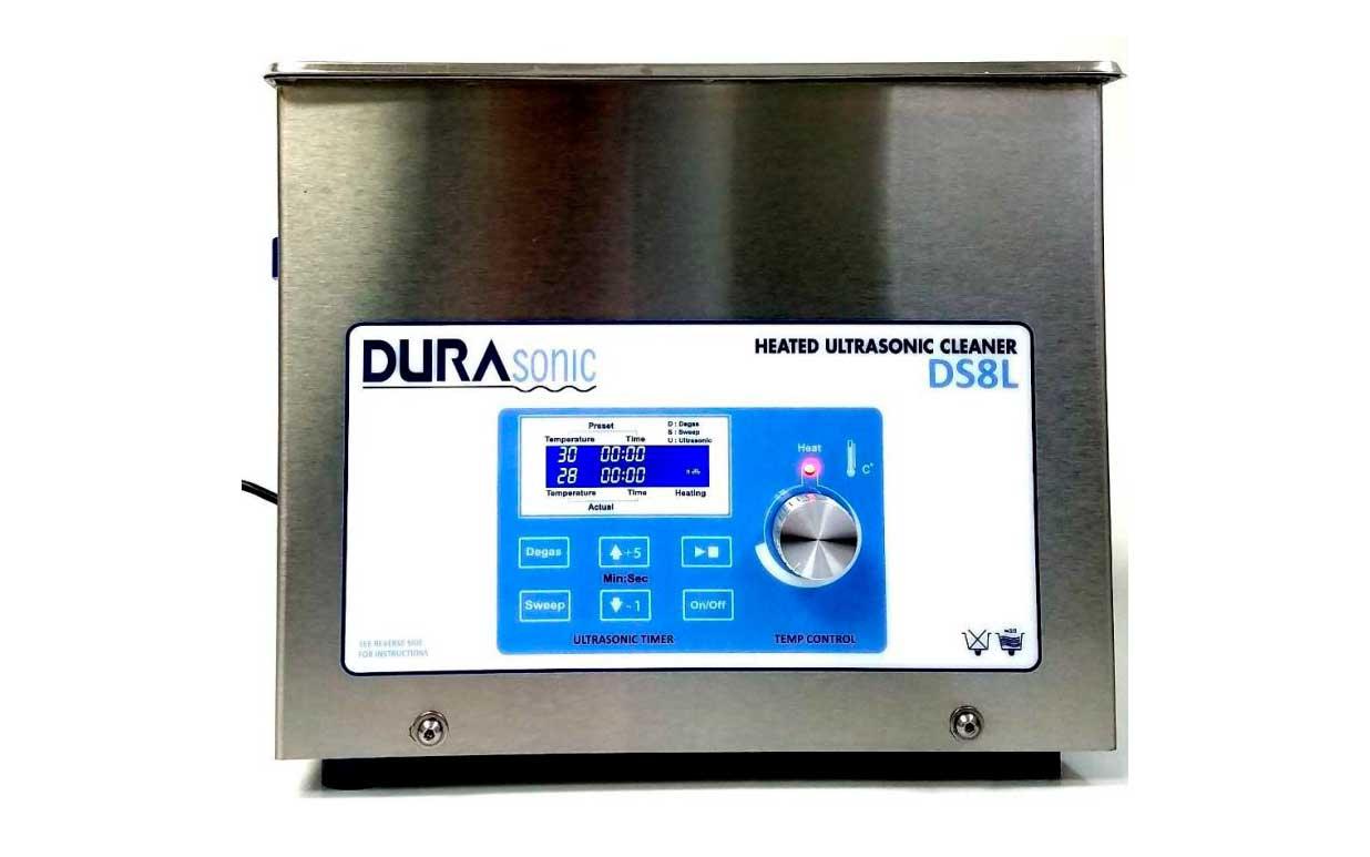 DuraSonic 2.1 Gal Digital Ultrasonic Cleaner