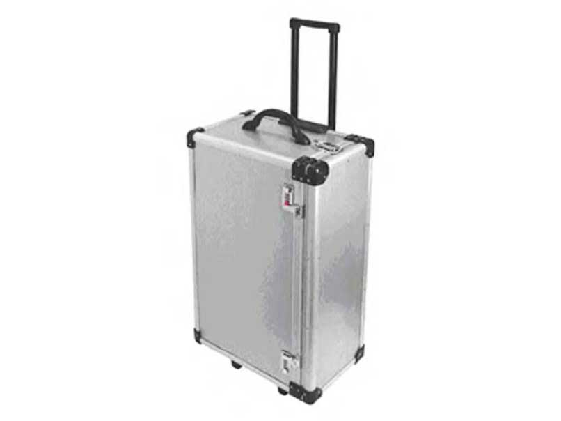 ARGO Aluminum Carrying Case With Pull-Out Handle (Large)