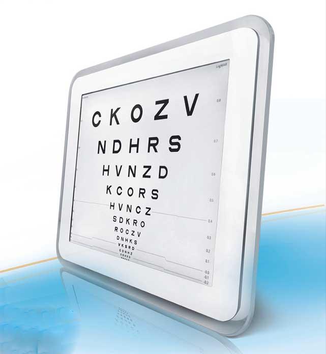 LCD Vision Chart HVC-901