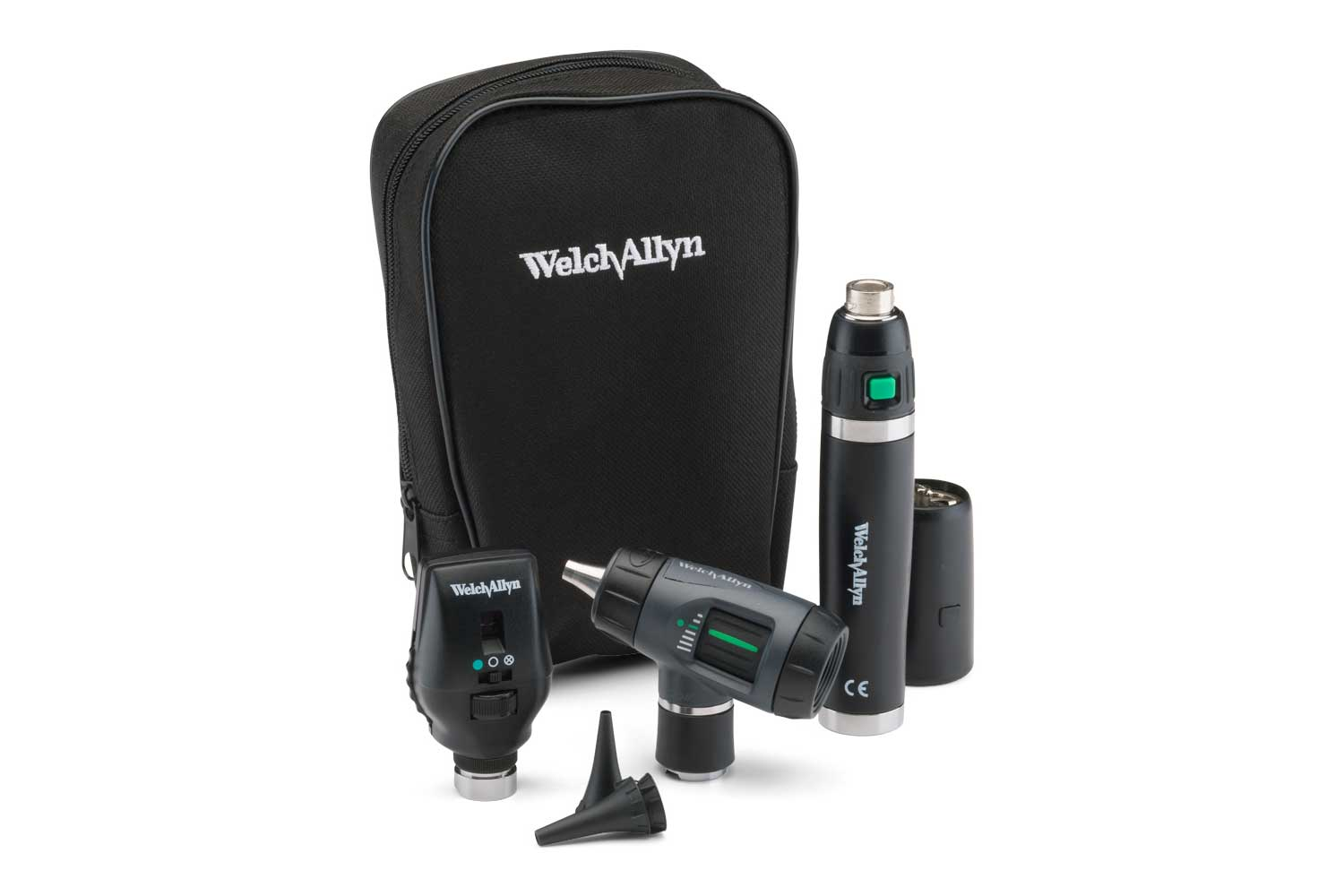 Welch Allyn 3.5 V SureColor LED Diagnostic Set