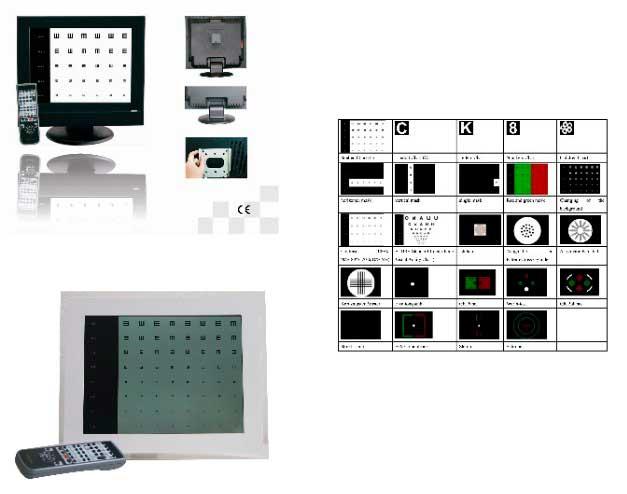 Vision Chart HVC-900