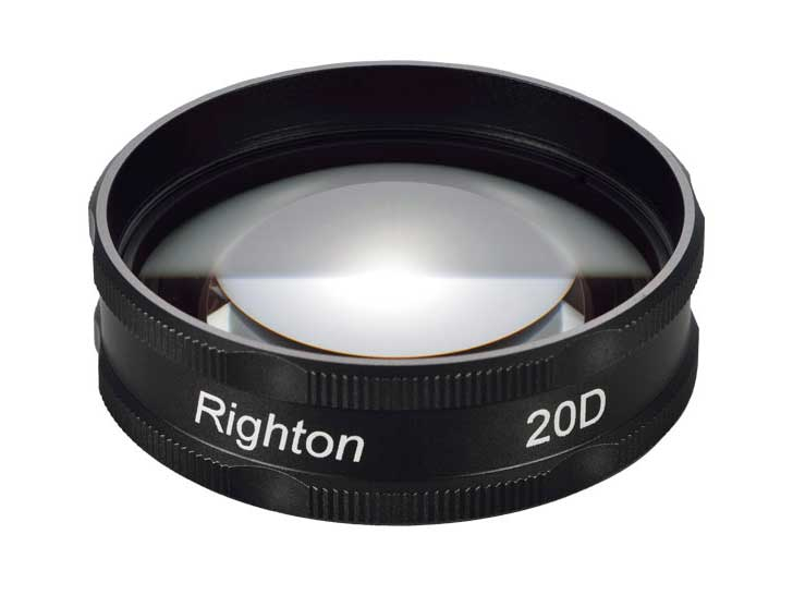 Righton 20D Aspherical Lens