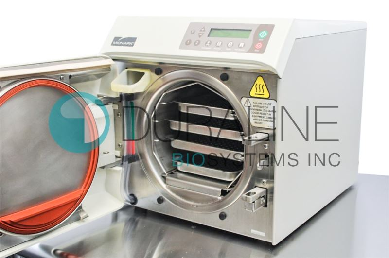 Refurbished Ritter Midmark M9D NS Autoclave