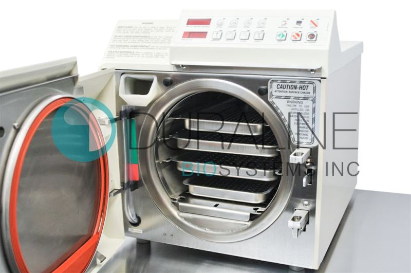 Refurbished Ritter Midmark M9D Autoclave