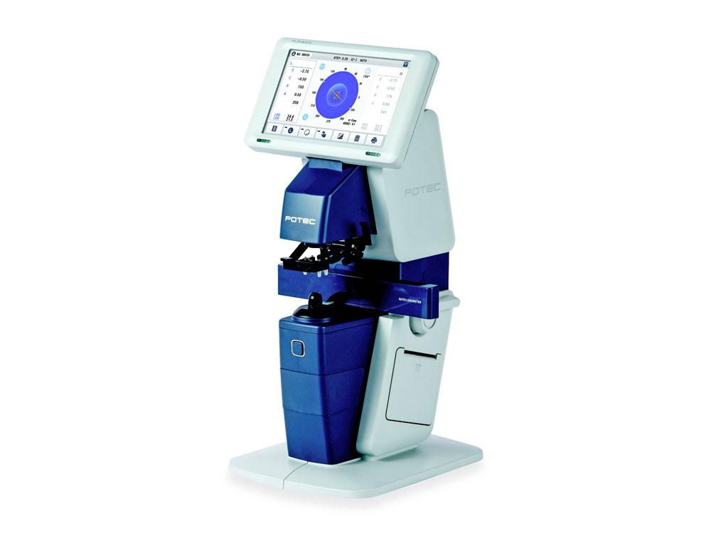 PLM-8000 Auto Lensmeter POTEC