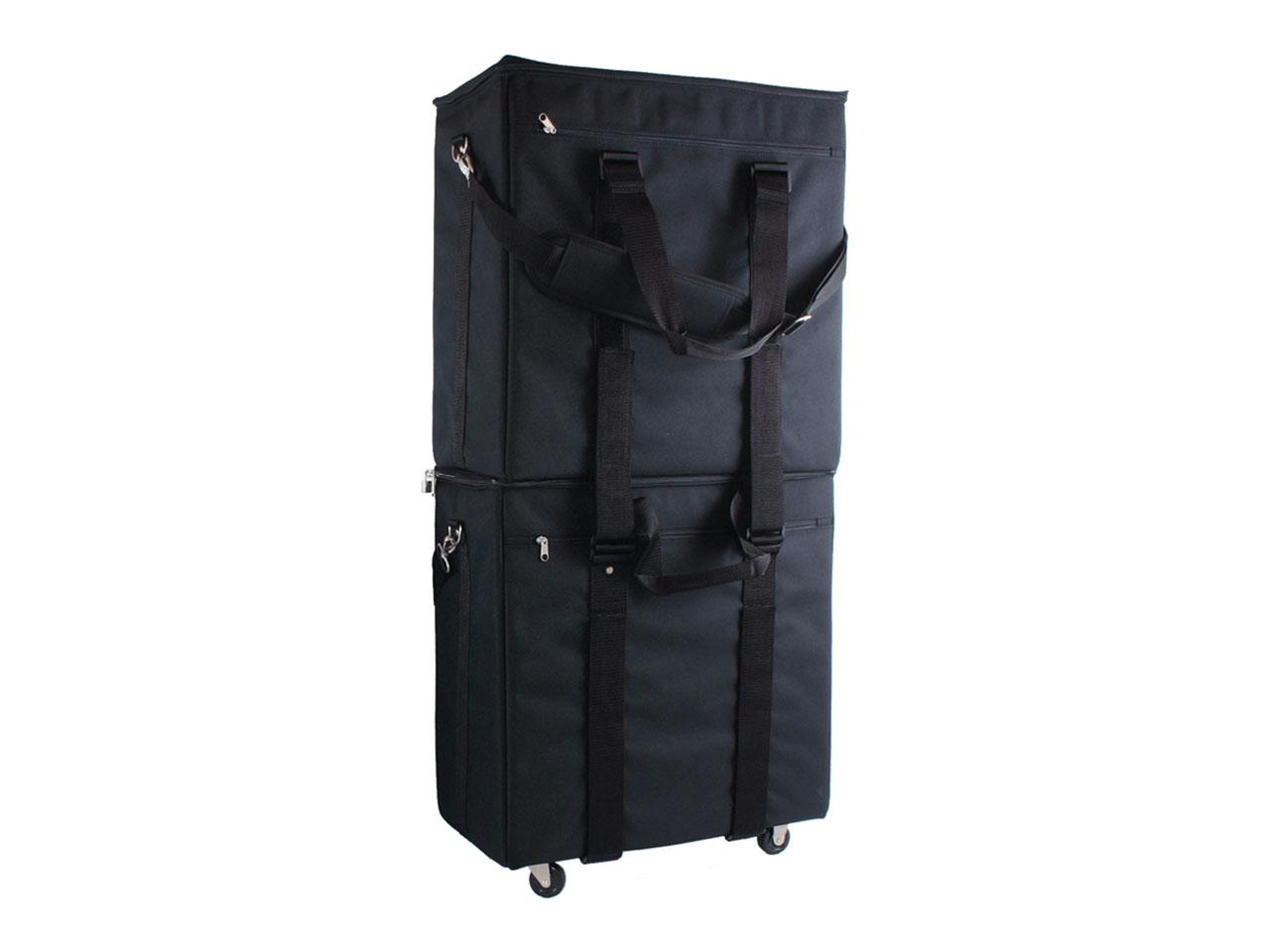 AE-2B-P High Capacity Piggyback Bags