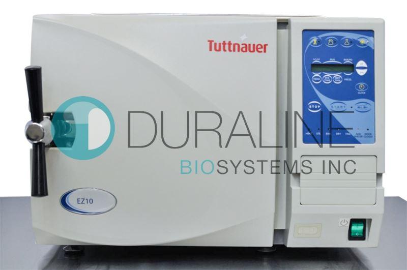 Refurbished Tuttnauer EZ10 Autoclave