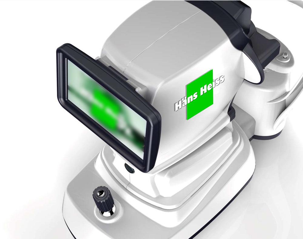 Auto Ref-keratometer HRK-10000
