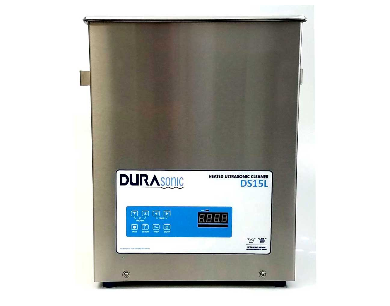 DuraSonic 4 Gal Digital Ultrasonic Cleaner