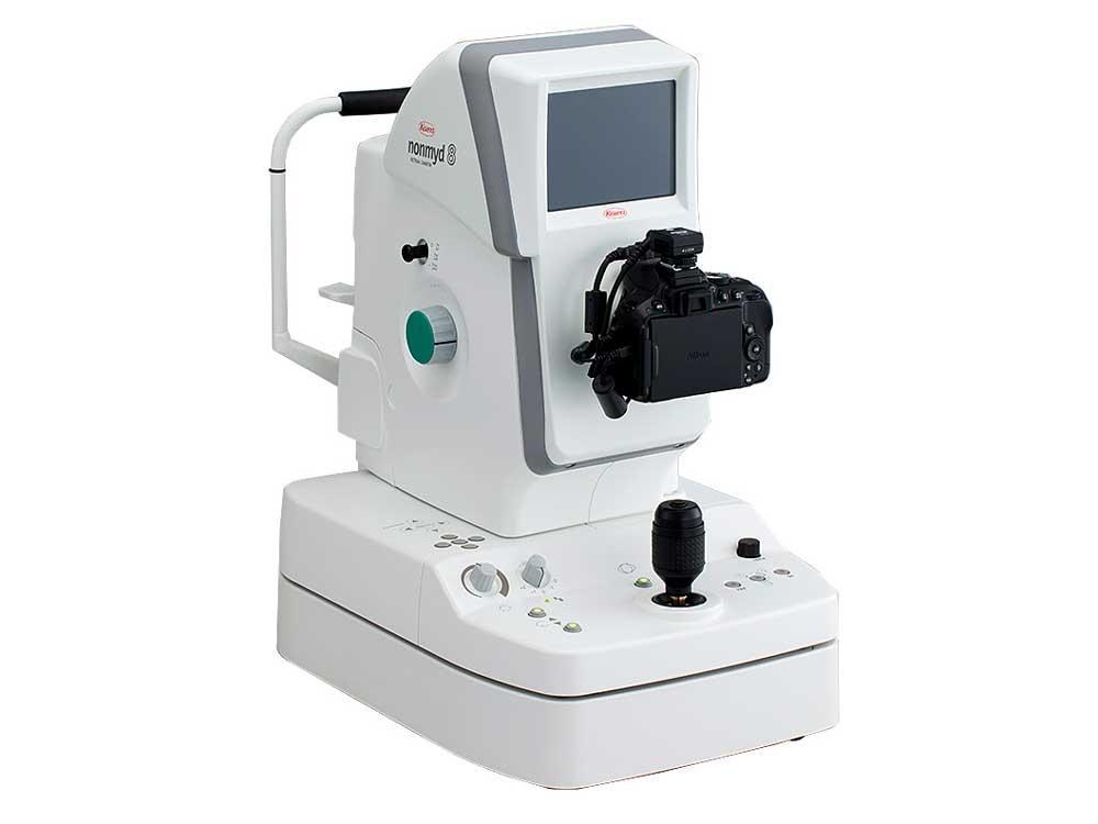Retinal Camera Nonmyd 8s