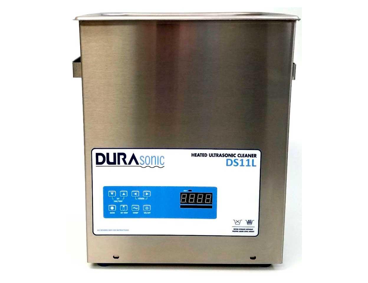 DuraSonic 3 Gal Digital Ultrasonic Cleaner