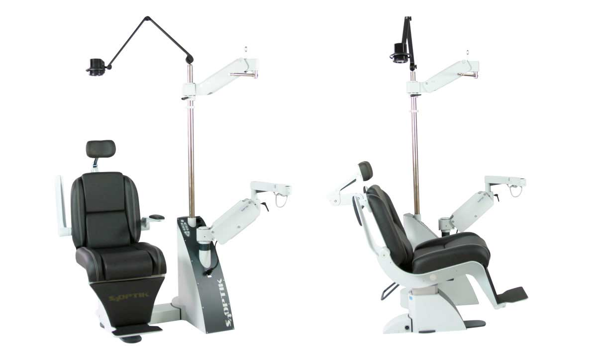 2000-CB Chair and Stand