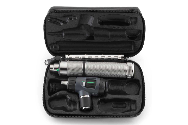 Welch Allyn 3.5 V Halogen HPX Otoscope Set