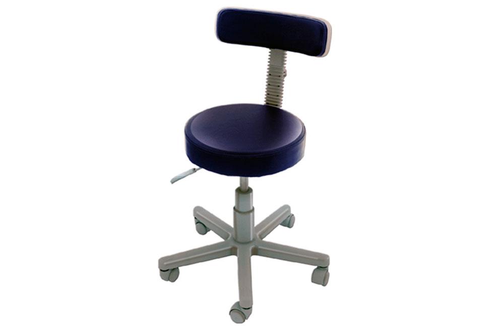 Stool with backrest HHOU-2004 APM3